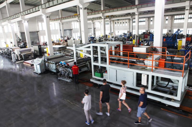 TPU film machine from China Manufacturer - YAOAN PLASTIC