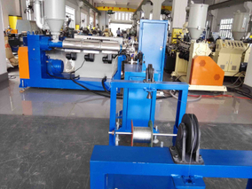 plastic belt machine