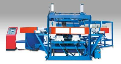 Ully Automatic Thermoforming Machine for Case & Bags